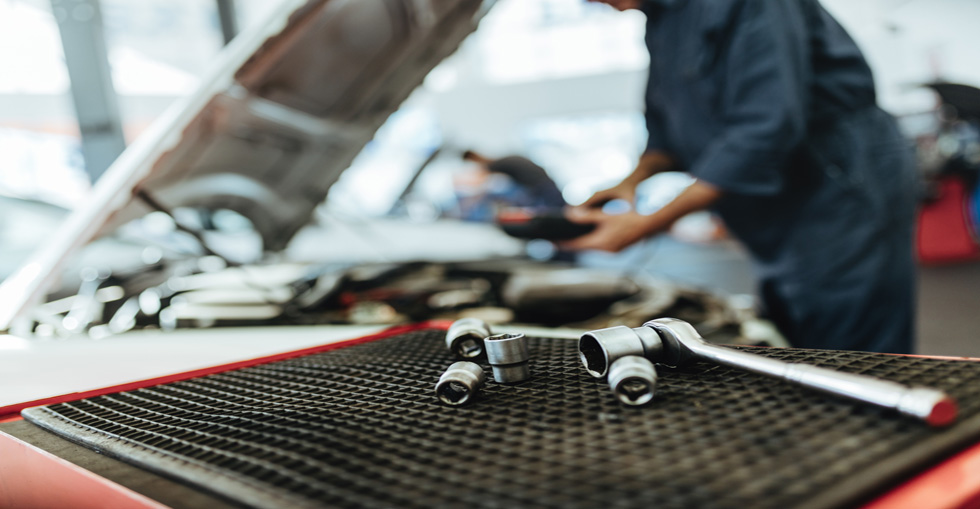Consumer habits reflect a consistent need for garage businesses
