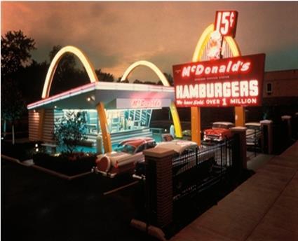 McDonald's franchise: a history