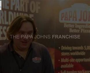 Pizza franchise: Papa John's