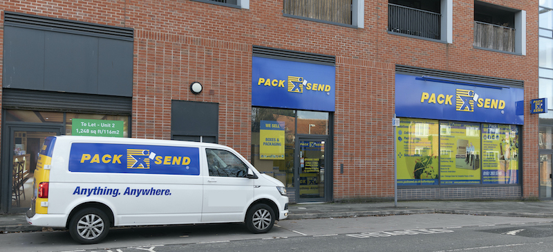 PACK & SEND Management Franchise