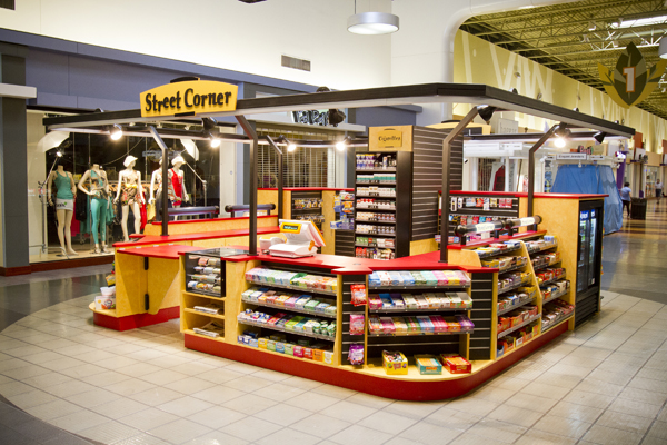Street corner franchise convenience store franchises - Start convenience store countryside ...
