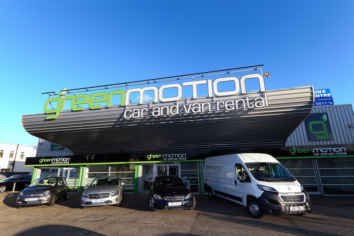 Green Motion Franchise