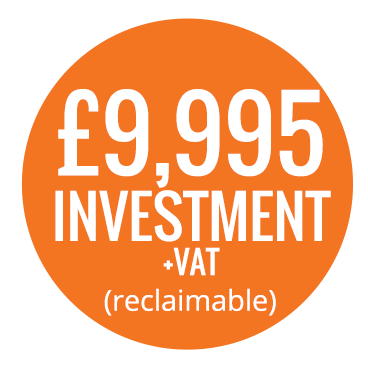 £9,995 Investment