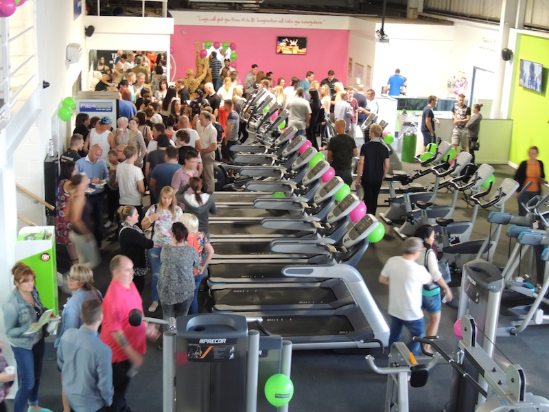 Fit4less Franchise Fitness Franchise By 233 Nergie