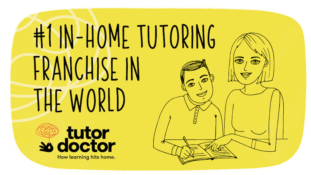 #1 in-home tutoring franchise in the world