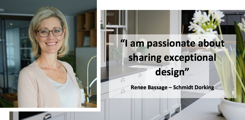 Passionate about sharing exceptional design