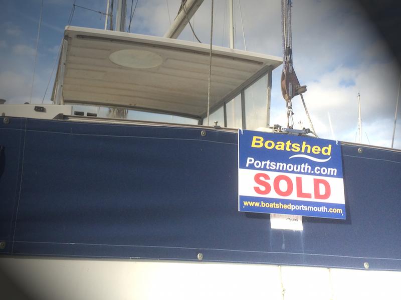 Boat broker license