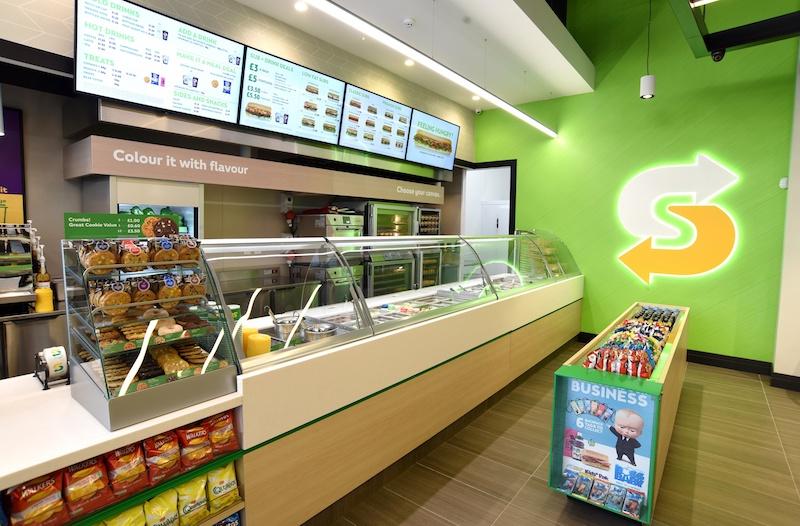 subway u00ae franchise  uk u0026 39 s largest food franchising