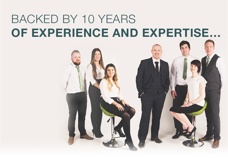 Backed by 10 years of experience