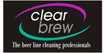 clear brew line cleaning