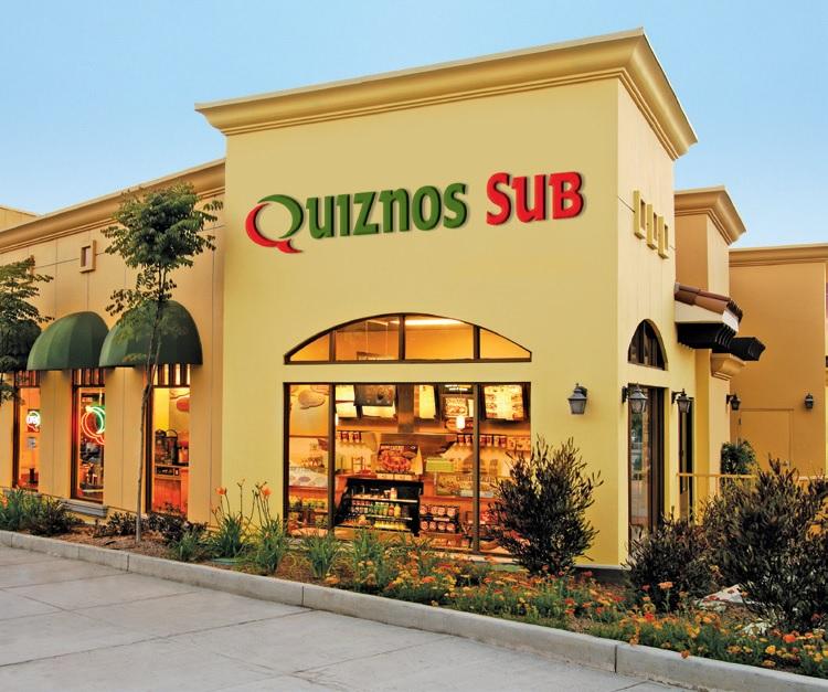 Quiznos Restaurant Layout : Quiznos sandwich franchise franchises