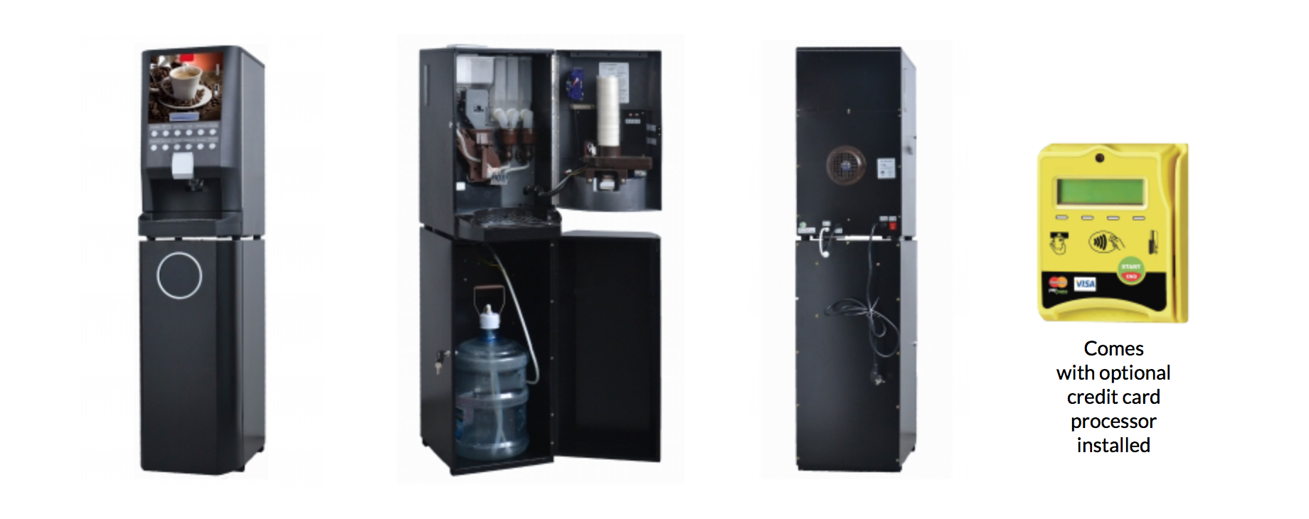 franchise vending machine business