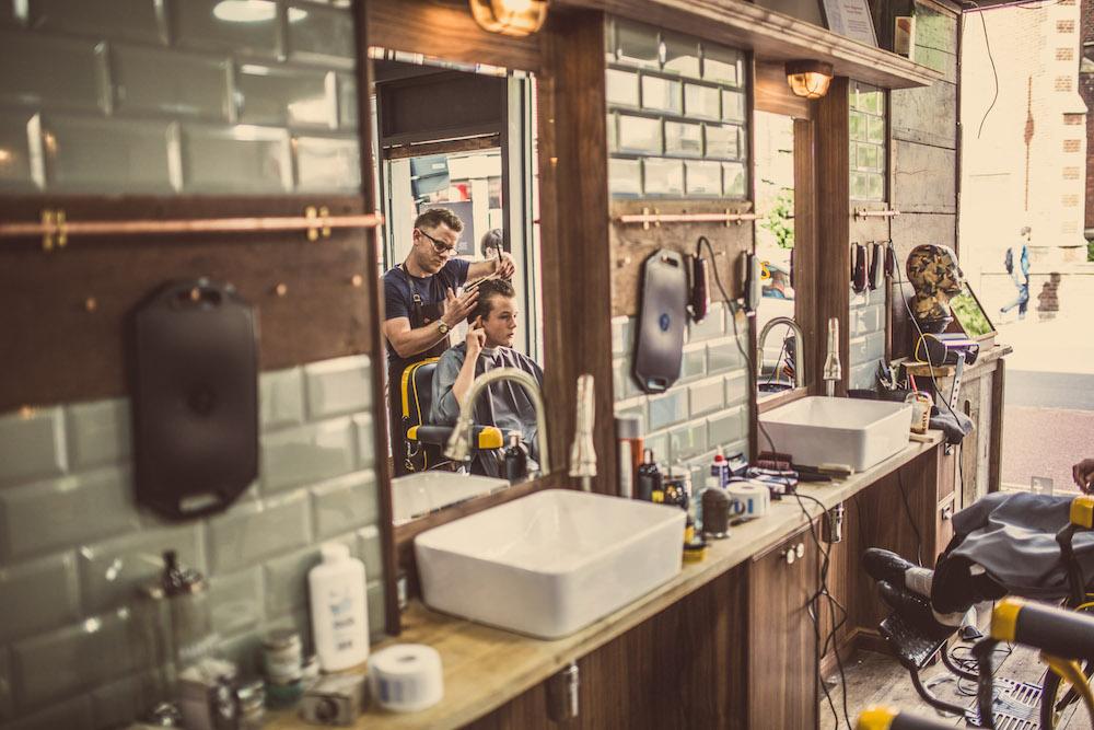 MR.Barbers Barbershop