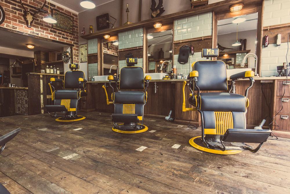 MR.Barbers Chairs