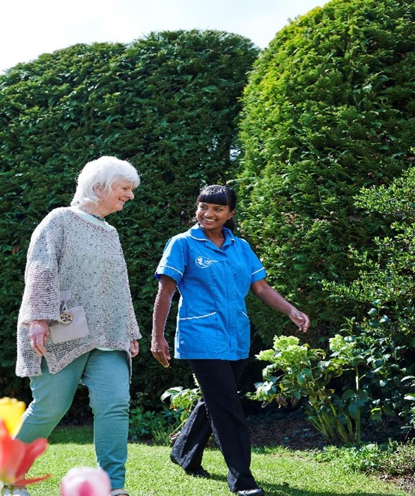 In the UK, there are nearly 12 million people aged 65 and over.