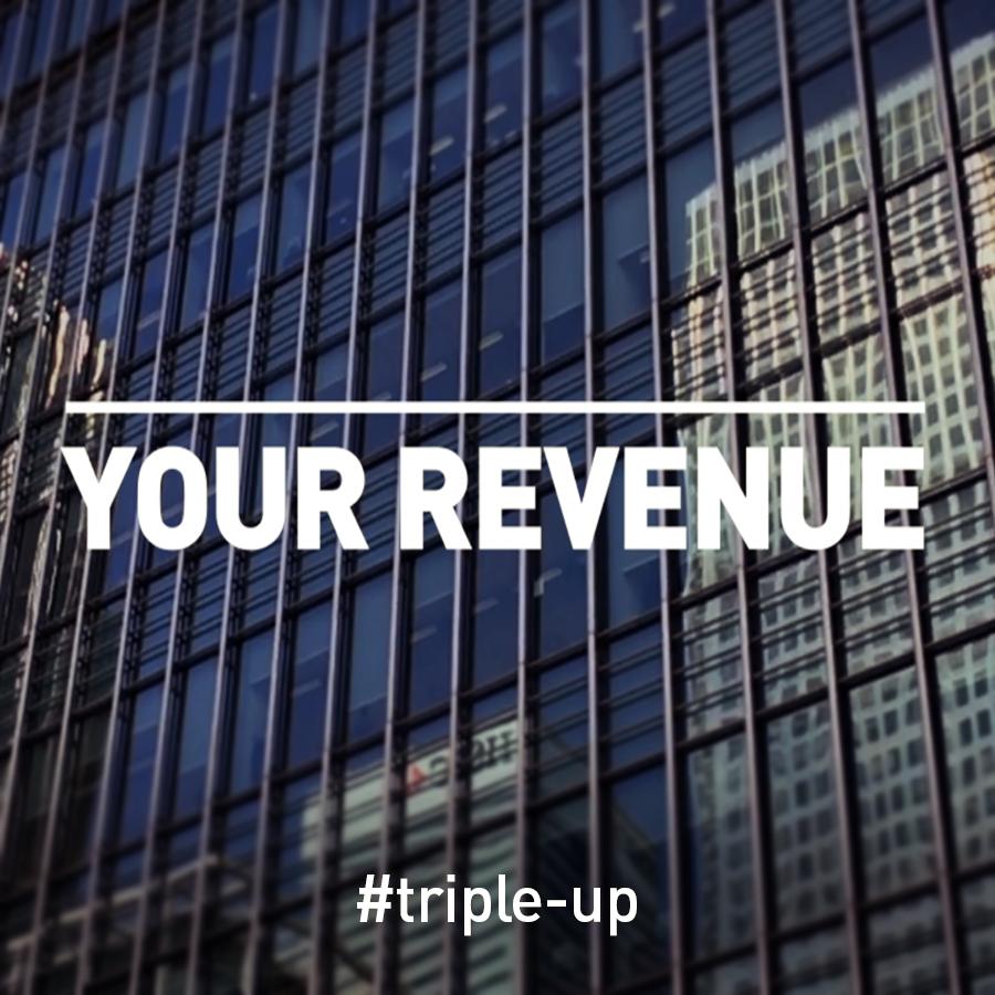 your revenue