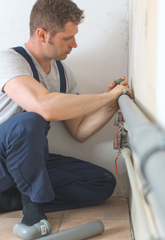 Local Assist - Plumber