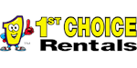 1st Choice Rentals business