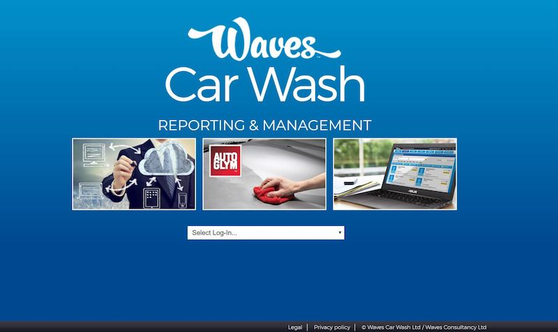 Waves car wash car valeting franchises franchisesales reporting tech solutioingenieria