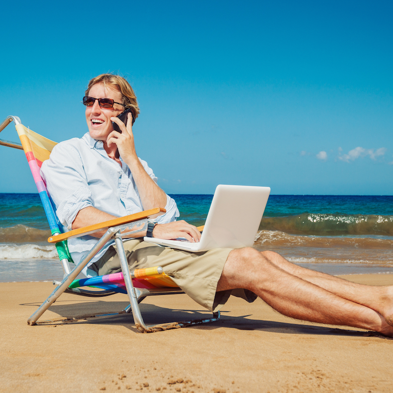 The Travel Franchise - Work from anywhere