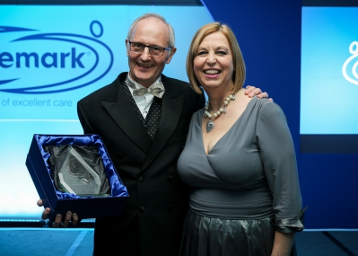 Caremark (Redcar & Cleveland) franchisee Charles Folkes - finalist in the 'Olderpreneur of the Year'