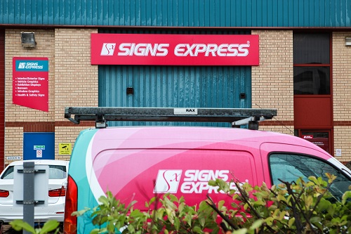 Signs Express Offices
