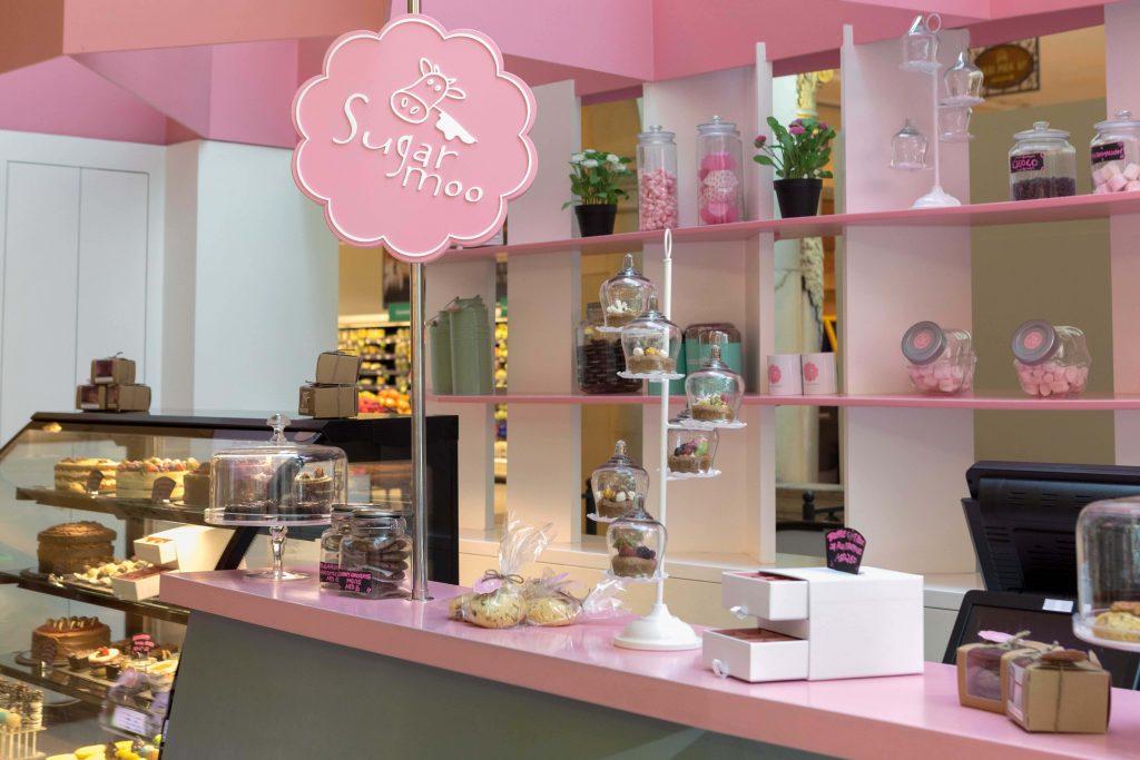 SugarMoo Kiosk