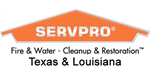 SERVPRO of Texas & Louisiana Franchise in the United States
