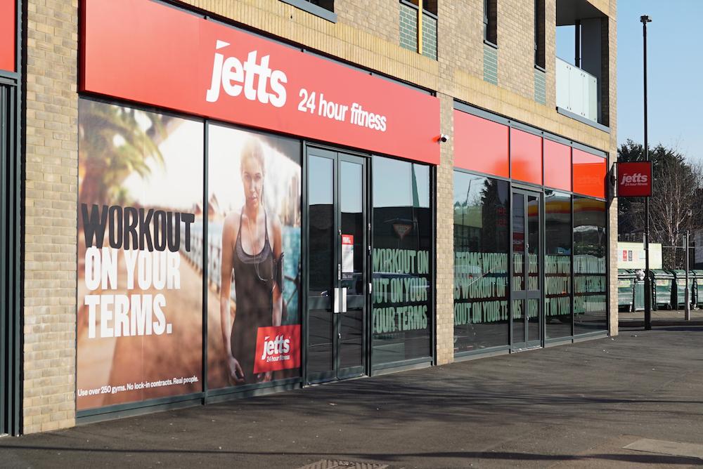 Jetts Fitness Franchise