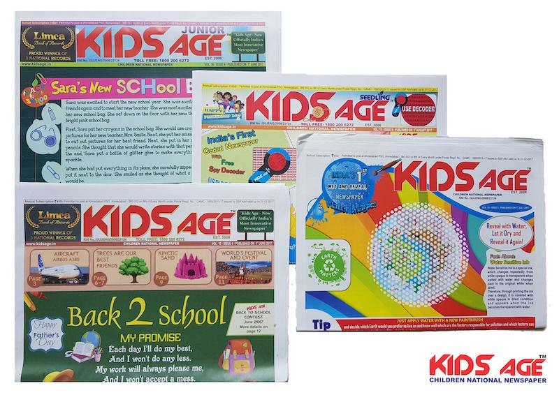 Kids Age Franchise