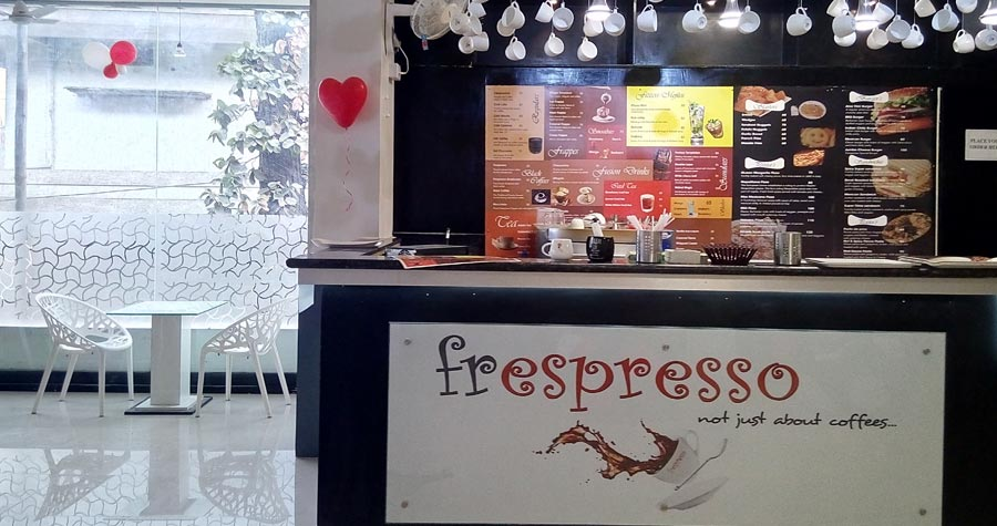 Be your own boss and part of the Frespresso family