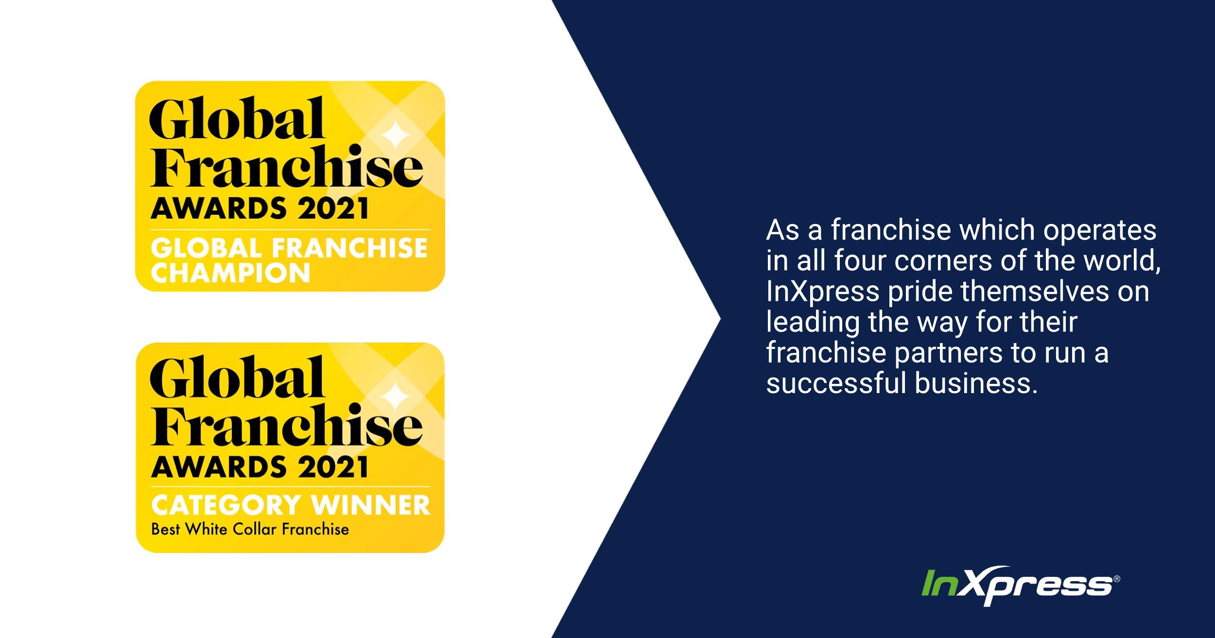 Join an award-winning franchise