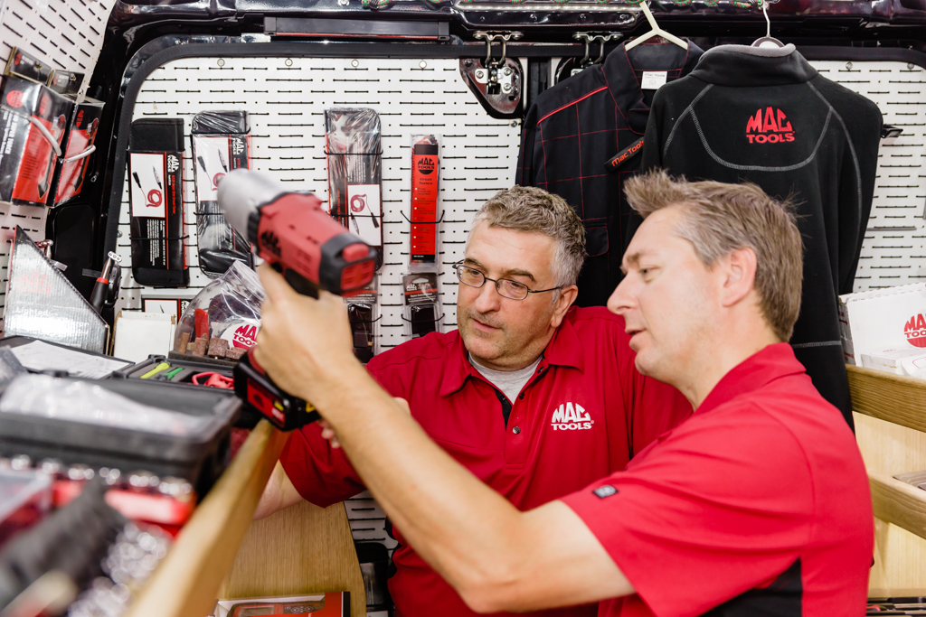 MAC Tools working