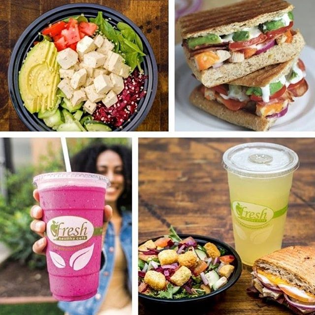 FRESH Healthy Café franchise