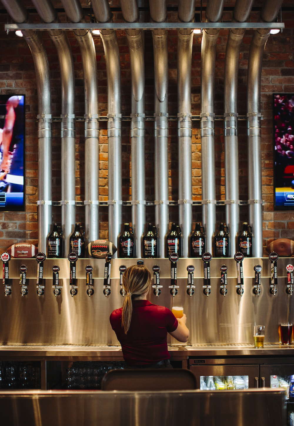 Big Rig Kitchen & Brewery - For the Love of Beer