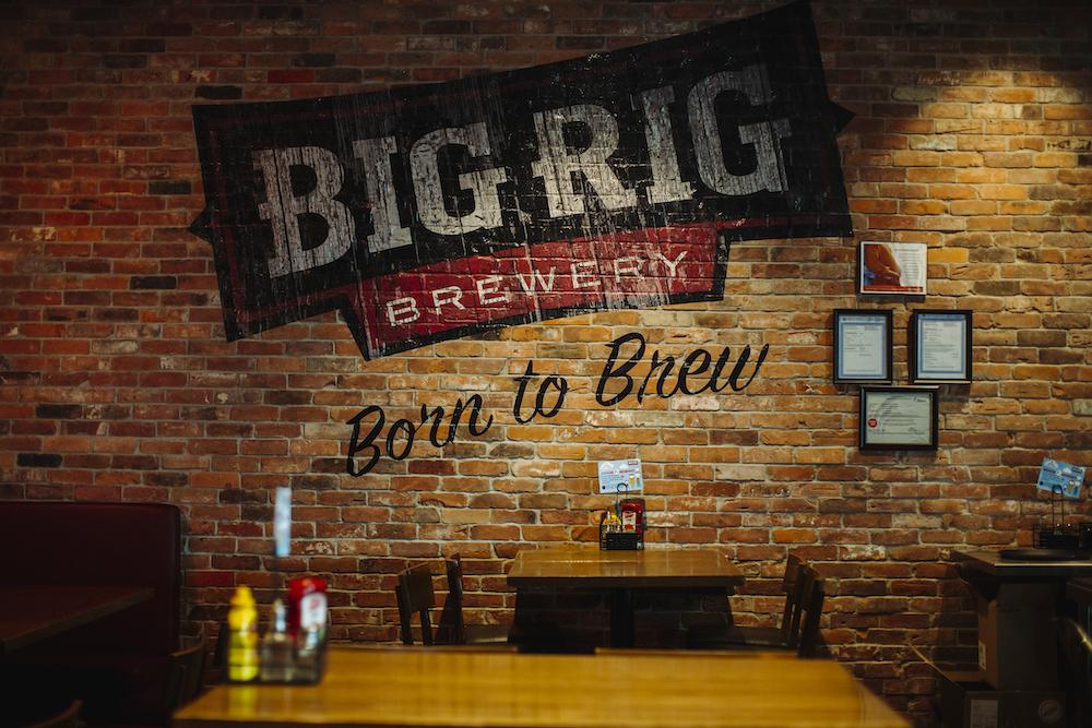 Big Rig - Born to brew