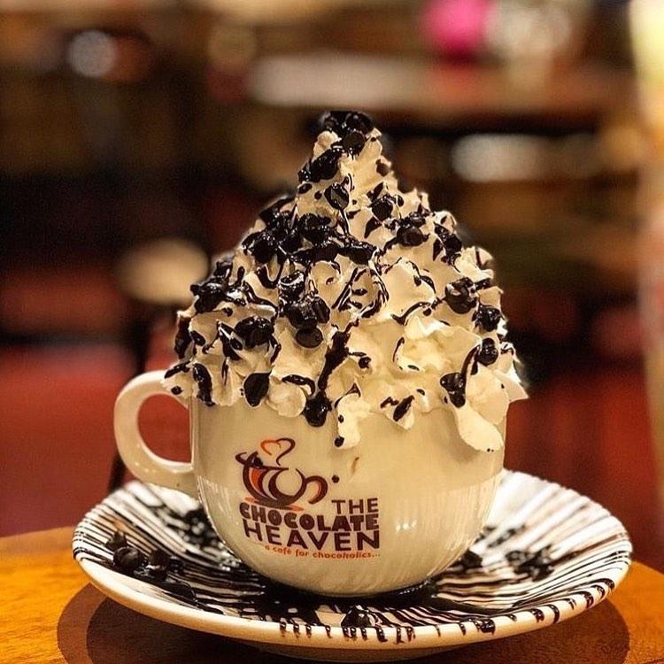 The Chocolate Heaven