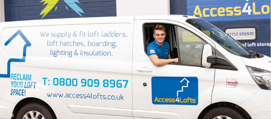 Access4Lofts Franchise Opportunity