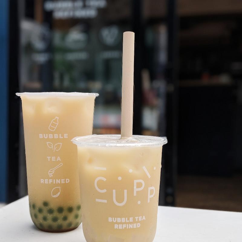 CUPP Bubble Tea Franchise