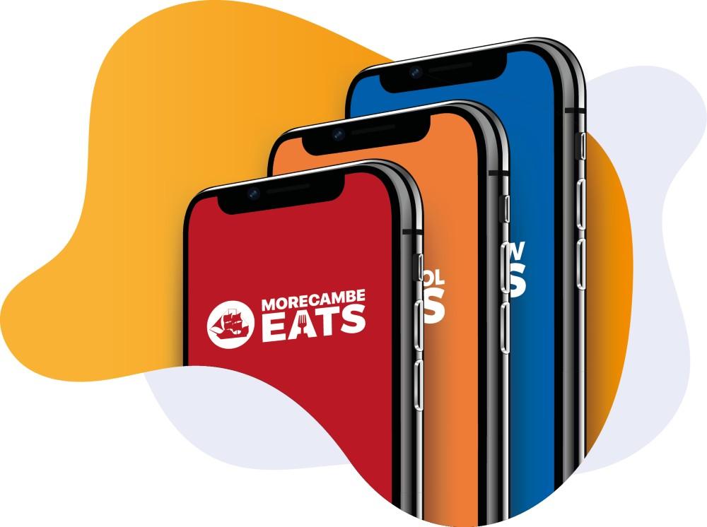 Local Eats on Phones